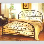 спалня от ковано желязо