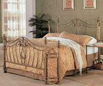 по поръчка спалня от ковано желязо