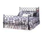 изработване на спалня от ковано желязо