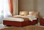Спалня по поръчка в керемидено кафяво 253-2618