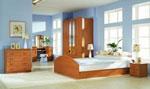 Дизайн за спални по поръчка с гардероб с арки
