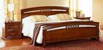 Спалня уникат по поръчка с дъговидна табла