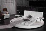 Кръгла спалня по индивидуална поръчка 914-2735