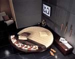 Индивидуална поръчка на кръгла спалня 915-2735