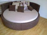 Онлайн индивидуална поръчка на кръгла спалня 920-2735
