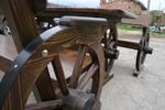 дървена маса по поръчка