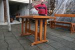изработка на дървени маси