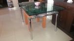 стъклена маса по поръчка