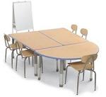 модулна заседателна маса