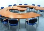 кръгла заседателна маса 12 места