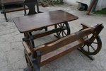изработване на дървена маса