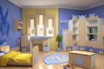 мебели за детски стаи 356-2617