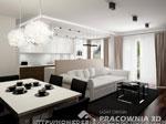 Луксозни мебели за дневна по поръчка 122-2622