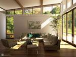 Мебели за хол по поръчка 132-2622