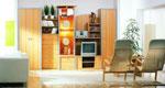 Мебели за дневна по поръчка 208-2622