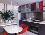 фирми Проектиране и изработка на мебели за модерна кухня