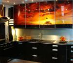 по-поръчка Дизайнерски модерни кухненски мебели
