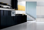 Дизайнерска кухня модерна лукс