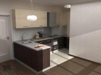 Кухни с вградени уреди лукс