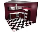 Мебели за модерна кухня вносители