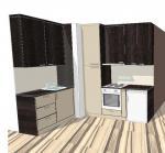 поръчка Мебели за евтина кухня