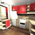 Поръчка на евтини кухненски мебели вносител