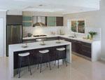 Дизайнерски модерни кухненски мебели продажба