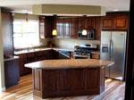 поръчки Поръчка на модерни кухненски мебели