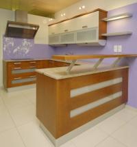 вносител Дизайнерски мебели за модерна кухня