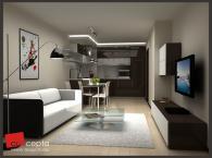 лукс Проектиране и изработка на мебели за модерна кухня