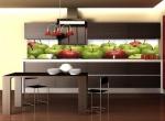 Цялостно обзавеждане за модерна кухня по индивидуален проект продажба