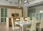 Поръчкова изработка на мебели за модерна кухня магазини