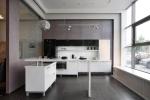 Поръчка на модерни кухненски мебели