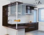 Дизайнерска кухня луксозна