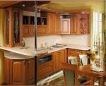 Проектиране и изработка на обзавеждане за скъпа кухня луксозни