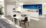Цялостно обзавеждане за луксозна кухня по индивидуален проект продажба