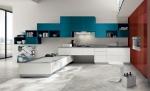 по-поръчка Мебели за луксозна кухня по поръчка