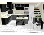 Поръчкова изработка на модерни кухненски мебели производители