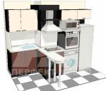 цени Дизайнерски модерни кухненски мебели