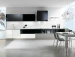Дизайнерски мебели за луксозна кухня