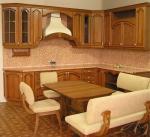 магазини Поръчкова изработка на мебели за луксозна кухня
