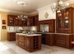 Поръчка на мебели за луксозна кухня