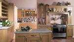 Поръчкова изработка на луксозни кухненски мебели производители