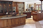 Поръчка на мебели за луксозна кухня продажби