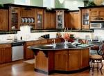 Дизайнерски мебели за луксозна кухня поръчки