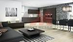 Дизайнерски мебели за евтина кухня