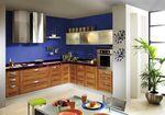 Поръчкова изработка на евтини мебели за кухня магазин