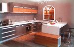 Поръчкова изработка на мебели за евтина кухня продажба