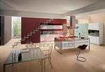 поръчки Дизайнерски евтини кухненски мебели