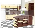 Кухня 84